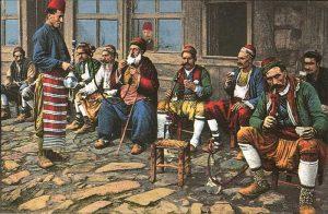 Osmanlıda kahve yasağı öncesi temsili kahvehane