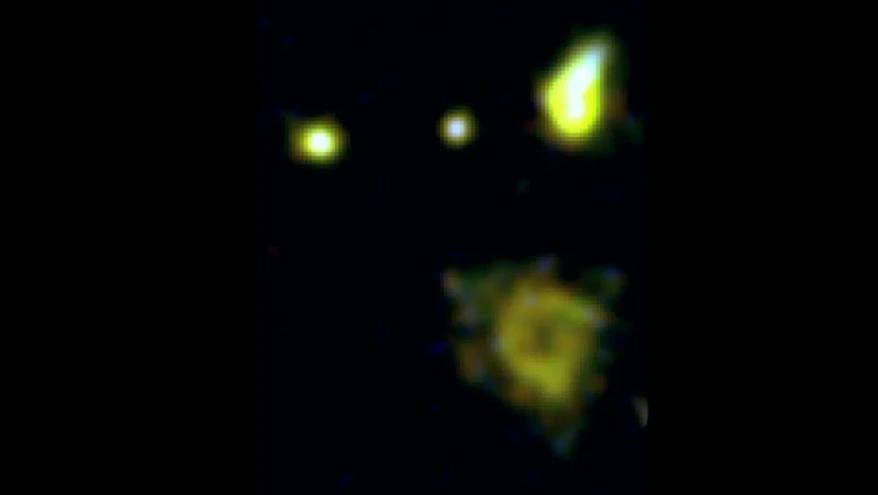 halkalı galaksi