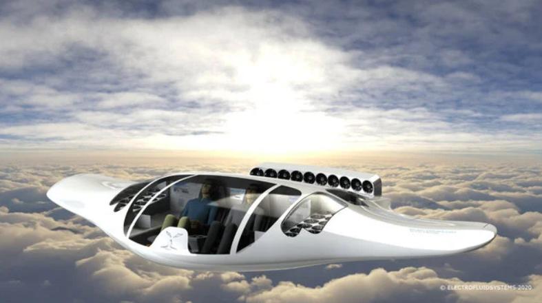 türk mühendisler tarafından hava aracı