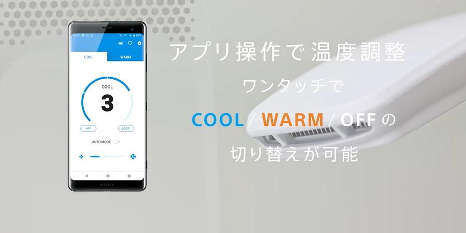 Giyilebilir mobil klima